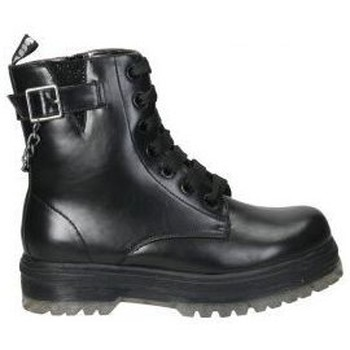 Schuhe Jungen Boots Asso AG3801 Noir