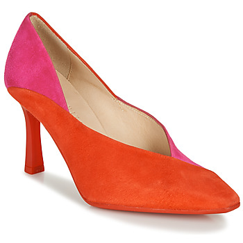 Schuhe Damen Pumps Hispanitas PARIS-8 Rot / Rose