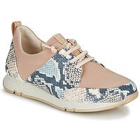 Schuhe Damen Sneaker Low Hispanitas KIOTO Beige / Blau