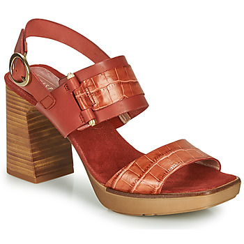 Schuhe Damen Sandalen / Sandaletten Hispanitas PETRA Braun