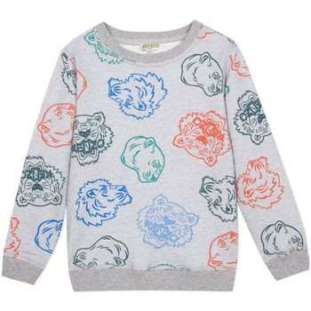 Kleidung Jungen Sweatshirts Kenzo GEORGES CAMISETA grau