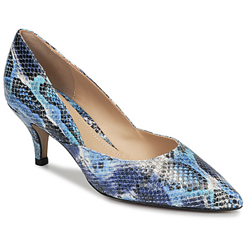 Schuhe Damen Pumps Perlato MOLI Blau