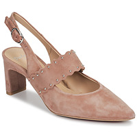 Schuhe Damen Pumps Perlato 11471-CAM-BLUSH Rose