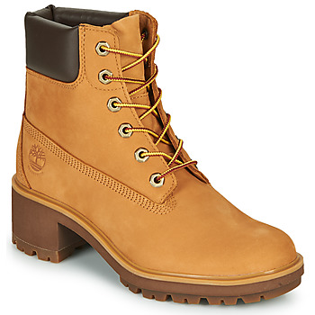 Schuhe Damen Low Boots Timberland KINSLEY 6 IN WP BOOT Rot multi wf sde