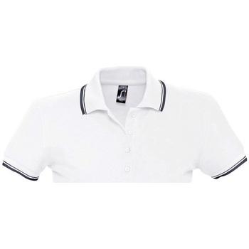 Kleidung Damen Polohemden Sols PRACTICE GOLF SPORT Blanco