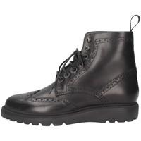 Schuhe Herren Klassische Stiefel Mg Magica STONE03 Stiefel Mann schwarz schwarz