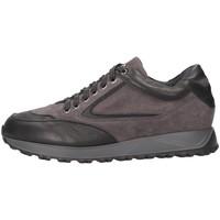 Schuhe Herren Sneaker Low Mg Magica HU02 Sneaker Mann schwarz schwarz
