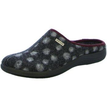 Schuhe Damen Hausschuhe Rohde 6551/82 grau