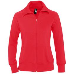 Kleidung Damen Sweatshirts Sols SODA WOMEN SPORT Rojo