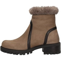 Schuhe Damen Ankle Boots Albano 1039 TAUPE