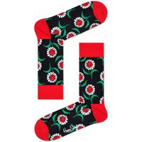 Accessoires Herren Socken & Strümpfe Happy Socks Sunflower sock Multicolor