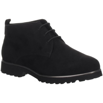 Schuhe Damen Boots Sioux Stiefeletten Meredith 64420 schwarz