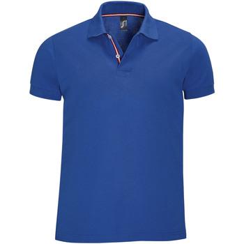 Kleidung Herren Polohemden Sols PATRIOT FASHION MEN Azul
