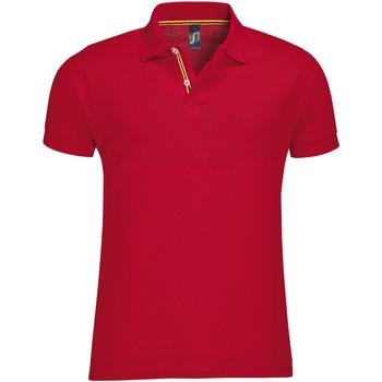 Kleidung Herren Polohemden Sols PATRIOT FASHION MEN Rojo