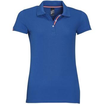 Kleidung Damen Polohemden Sols PATRIOT FASHION WOMEN Azul