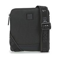 Taschen Herren Geldtasche / Handtasche BOSS HYPER P S ZIP Schwarz