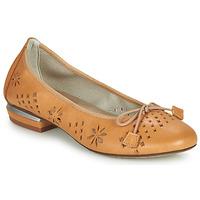 Schuhe Damen Pumps Dorking IREM Camel