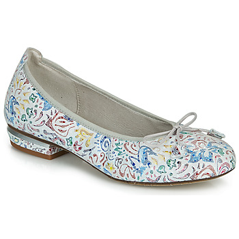 Schuhe Damen Ballerinas Dorking IREM Multicolor