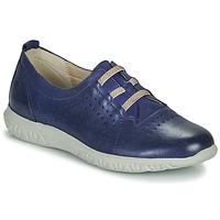 Schuhe Damen Sneaker Low Dorking SILVER Blau
