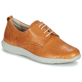 Schuhe Damen Sneaker Low Dorking SILVER Braun