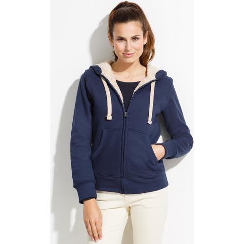 Sols SHERPA WINTER WOMEN Azul - Kostenloser Versand |  - Kleidung Sweatshirts Damen 3900 m2uyt