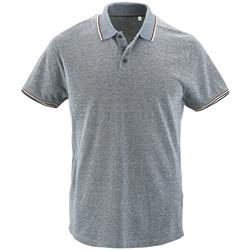Kleidung Herren Polohemden Sols PANAME CITY MEN Azul