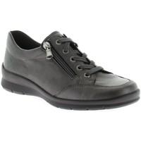 Schuhe Damen Sneaker Low Semler Schnuerschuhe Xenia X2095,011,007 grau