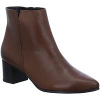 Schuhe Damen Low Boots Paul Green Stiefeletten 9618-025 braun