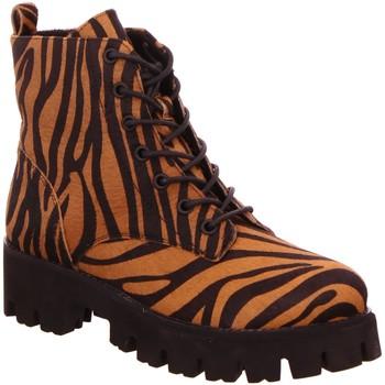 Schuhe Damen Boots Spm Shoes & Boots Stiefeletten 25189980-01-03078-13301 beige