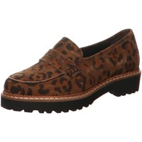 Schuhe Damen Slipper Sioux Slipper Vesilca-716 64224 braun