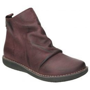 Schuhe Damen Boots Chacal 4802 rouge