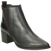 Schuhe Damen Low Boots Vexed 19239 Noir