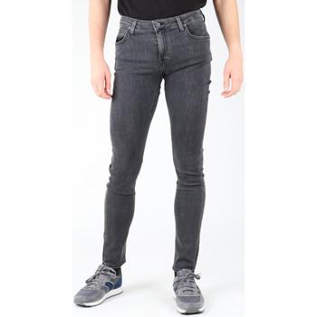 Kleidung Herren Slim Fit Jeans Lee Jeanshose  Malone L736YECP grau