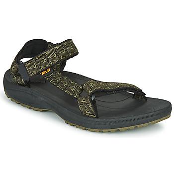 Schuhe Herren Sandalen / Sandaletten Teva WINSTED Kaki
