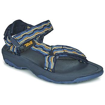Schuhe Jungen Sandalen / Sandaletten Teva HURRICANE XLT2 Blau / Marine