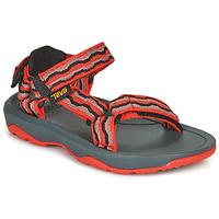 Schuhe Mädchen Sandalen / Sandaletten Teva HURRICANE XLT2 Rot / Schwarz