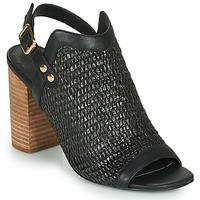 Schuhe Damen Sandalen / Sandaletten Ravel CLIFTON Schwarz