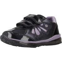 Schuhe Mädchen Sneaker Low Geox B TODO GIRL Violett