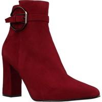 Schuhe Damen Low Boots Joni 17266J Rot