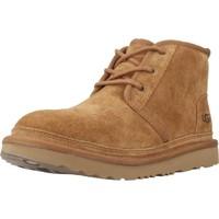 Schuhe Mädchen Boots UGG K NEUMEL II Brown