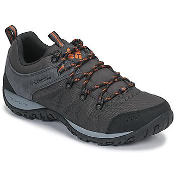 Schuhe Herren Multisportschuhe Columbia PEAKFREAK VENTURE LT Grau