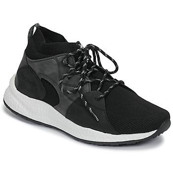 Schuhe Herren Wanderschuhe Columbia SH/FT OUTDRY MID Schwarz