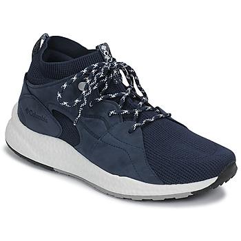 Schuhe Herren Multisportschuhe Columbia SH/FT OUTDRY MID Marine