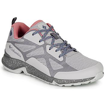 Schuhe Damen Wanderschuhe Columbia VITESSE OUTDRY Grau