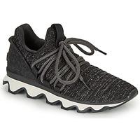 Schuhe Damen Sneaker Low Sorel KINETIC LACE Schwarz