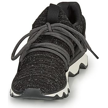 Sorel KINETIC LACE Schwarz - Kostenloser Versand |  - Schuhe Sneaker Low Damen 9799
