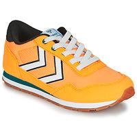 Schuhe Kinder Sneaker Low Hummel REFLEX JR Gelb