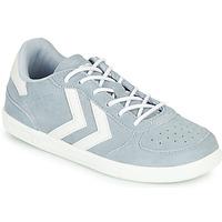 Schuhe Kinder Sneaker Low Hummel VICTORY JR Grau