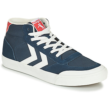 Schuhe Herren Sneaker High Hummel STADIL 3.0 CLASSIC HIGH Blau