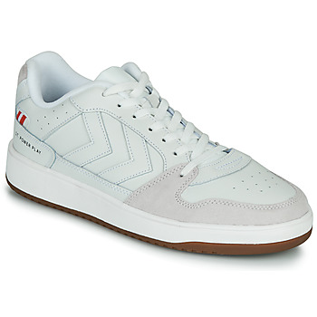 Schuhe Herren Sneaker Low Hummel ST. POWER PLAY Weiss